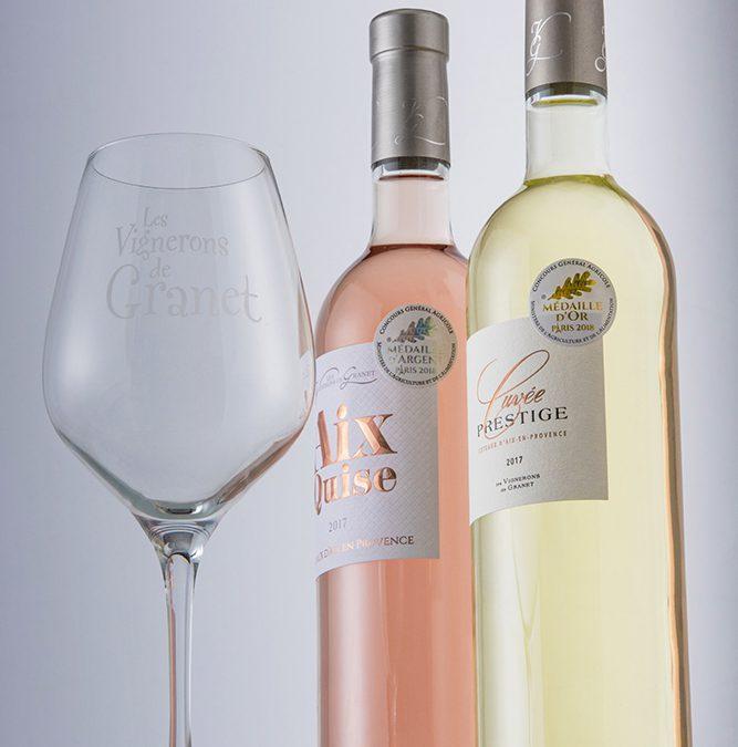 Concours des vins de Macon